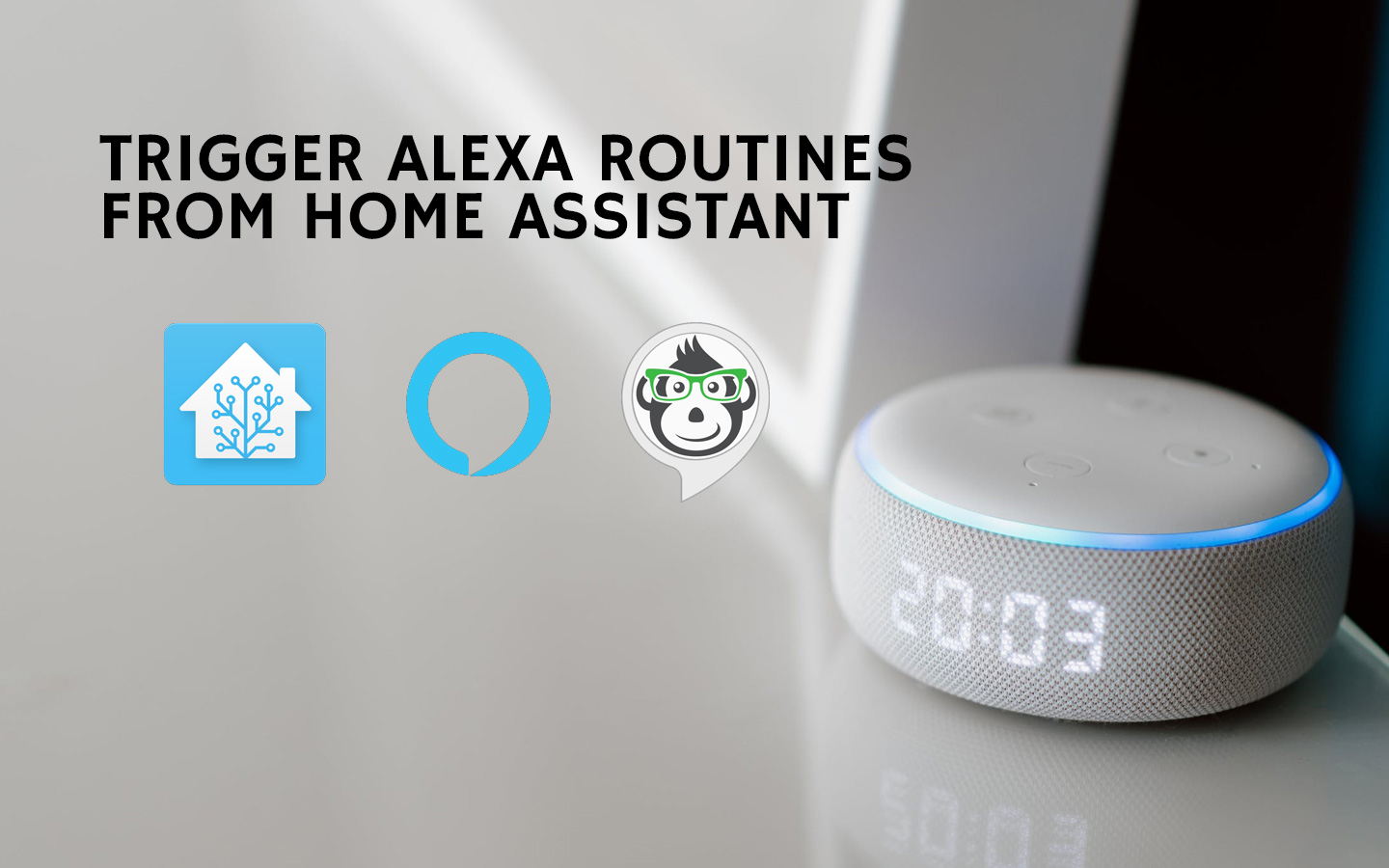 Alexa Routines from Home Assistant